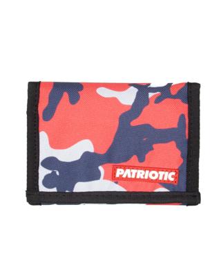 Portfel Patriotic Futura App Moro Red