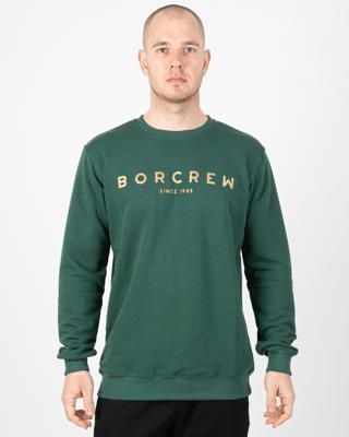 Bluza Bor Borcrew Green