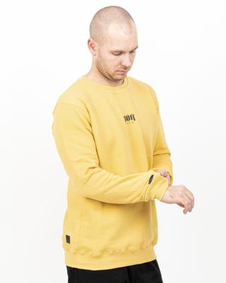 Bluza Bor Small Logo Yellow