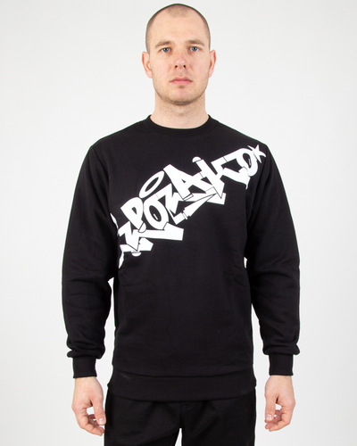 Bluza El Polako Graffiti Black