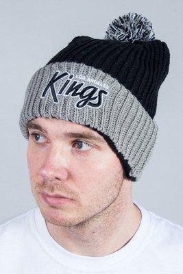 Czapka 47 Brand Zimowa Ski Track Cuff Knit La Kings