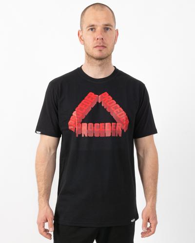 Koszulka Chada Triangle Black