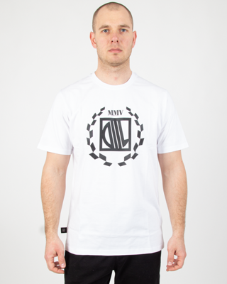 Koszulka Diil Chest White