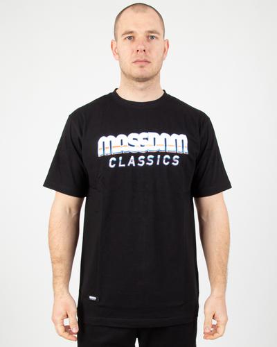 Koszulka Mass Chrome Black