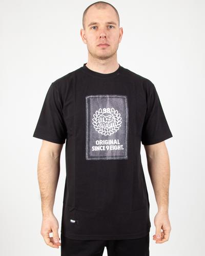 Koszulka Mass Label Black
