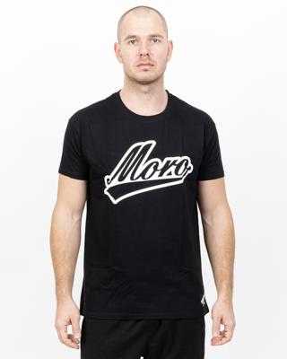 Koszulka Moro Sport Baseball Black
