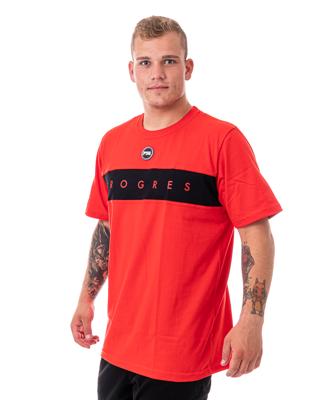 Koszulka P56 Progres Mini Red