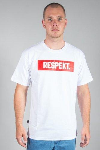 Koszulka Respekt Frame White
