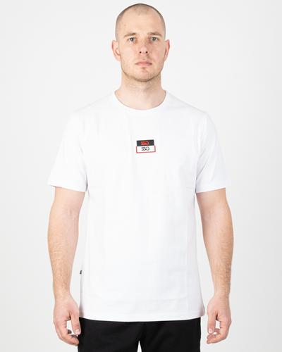 Koszulka Ssg Small Stripe White