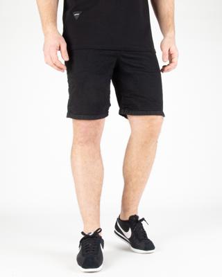 Krótkie Spodenki Patriotic Jeans Futura Black