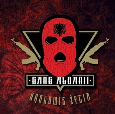 Płyta Cd Gang Albanii - Królowie Życia