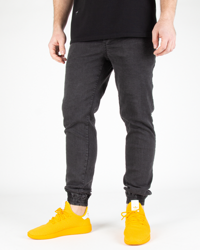 Spodnie Diamante Wear Jeans Jogger Marmur Black