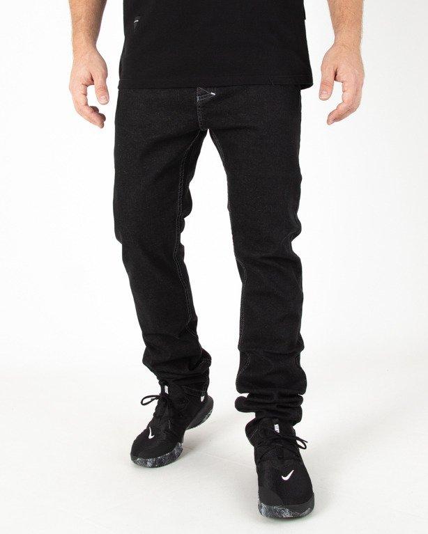 Spodnie Jeans Mass Dope Black