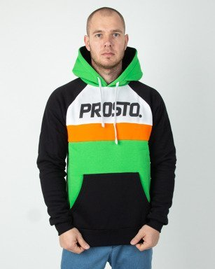 2d5be1cdfc Bluza Prosto Hoodie Should Green