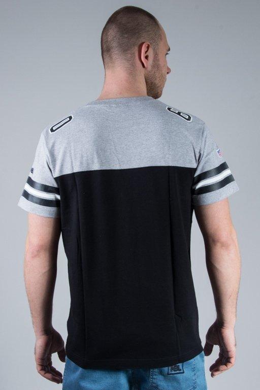 3cf53f869 ... Majestic Koszulka T-Shirt Grapher Nfl Melange-Black Kliknij, aby  powiększyć ...
