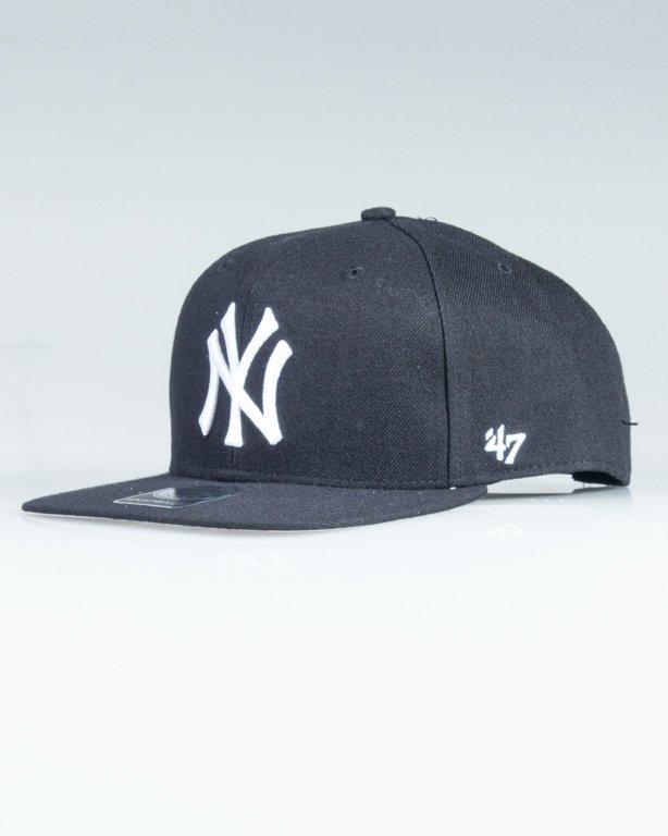 47 BRAND SNAPBACK MLB NEW YORK YANKEES BLACK