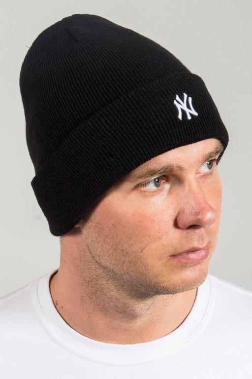 47 BRAND WINTER CAP NEW YORK YANKEES BLACK