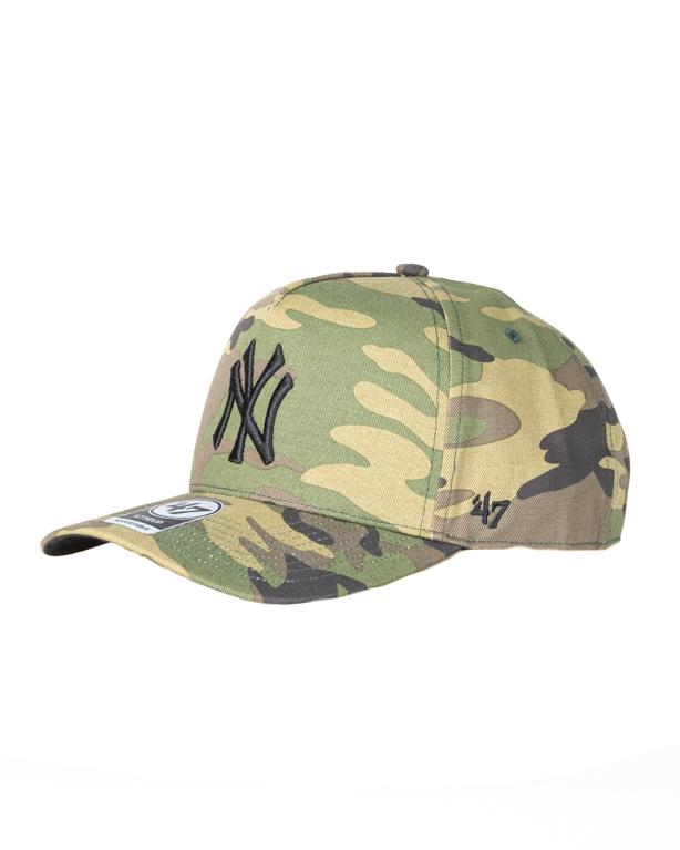 47 Brand Czapka Snapback New York Yankees Camo