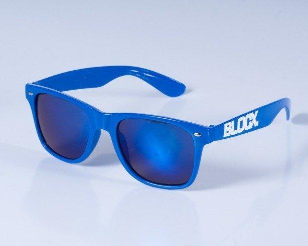 BLOCX OKULARY BLOCX BLUE COL