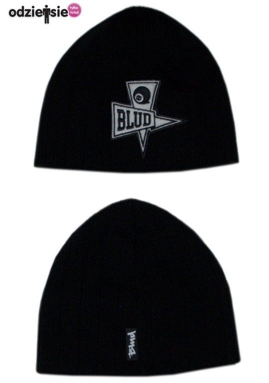 BLUD CZAPKA ZIMOWA LEAGUE BLACK