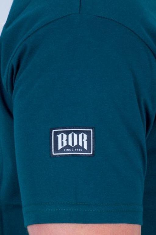 BOR T-SHIRT GOTYK GREEN