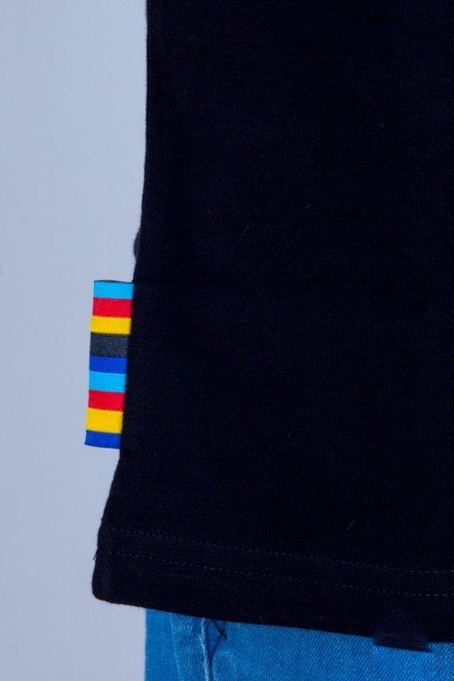BOT T-SHIRT COLORS BLACK