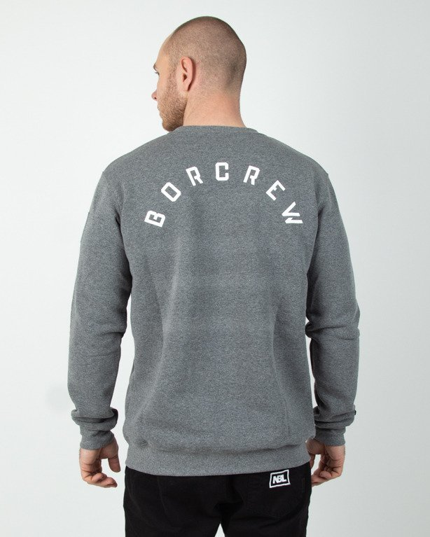 Bluza Bor Premium One Way Grey