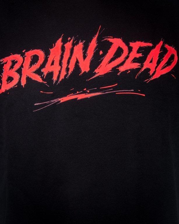 Bluza Brain Dead Familia Brain Dead Black