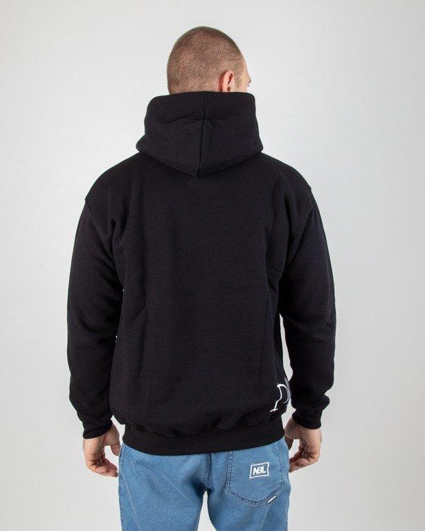 Bluza Demonologia Hoodie Nożyce Black