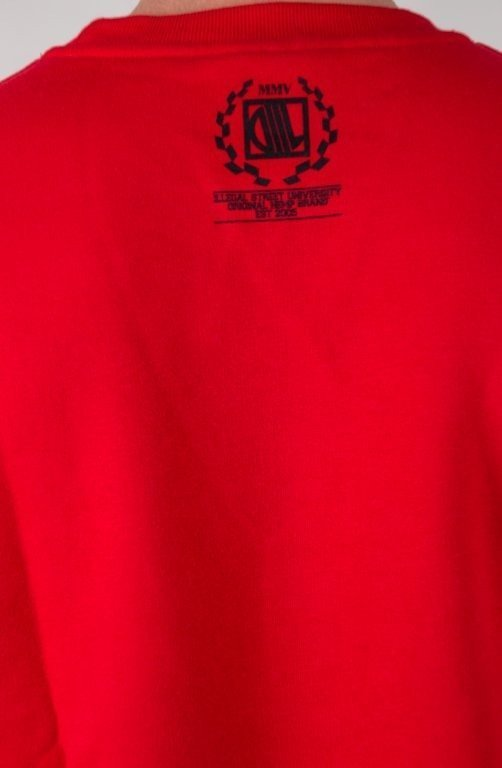 Bluza Diil Core Red