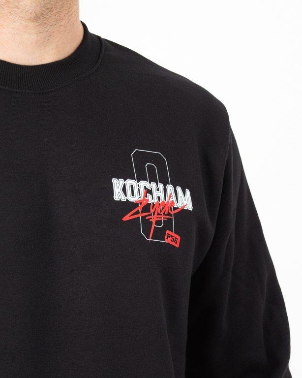 Bluza Dudek P56 Kocham Black