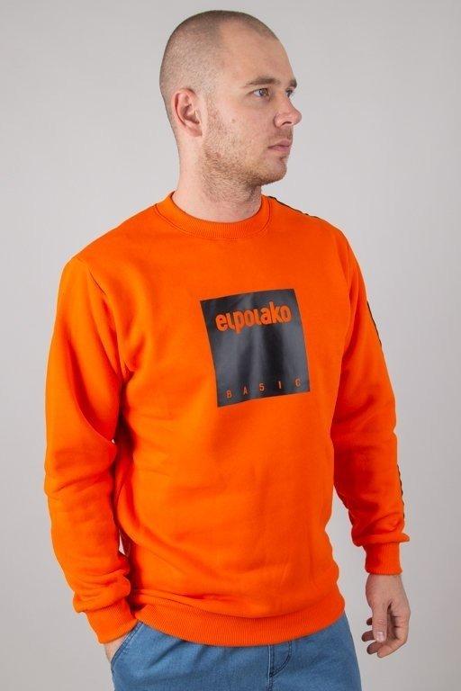 Bluza El Polako Box Style Orange