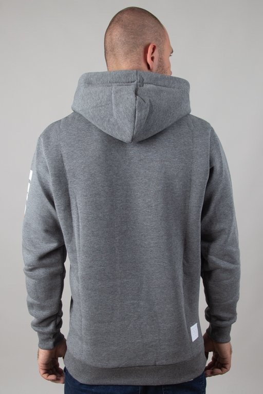 Bluza El Polako Hoodie Colors Grey