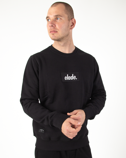 Bluza Elade Box Logo Black
