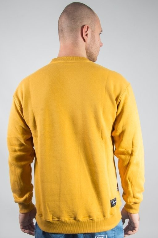 Bluza Grube Lolo Dymek Mustard
