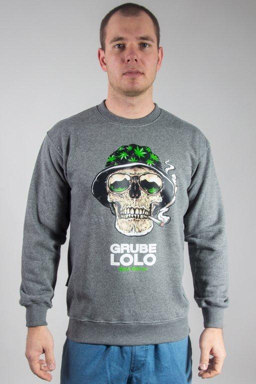 Bluza Grube Lolo Skull Grey