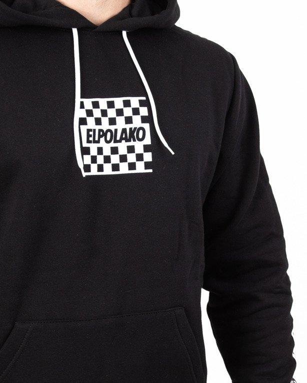 Bluza Hoodie El Polako F1 Black