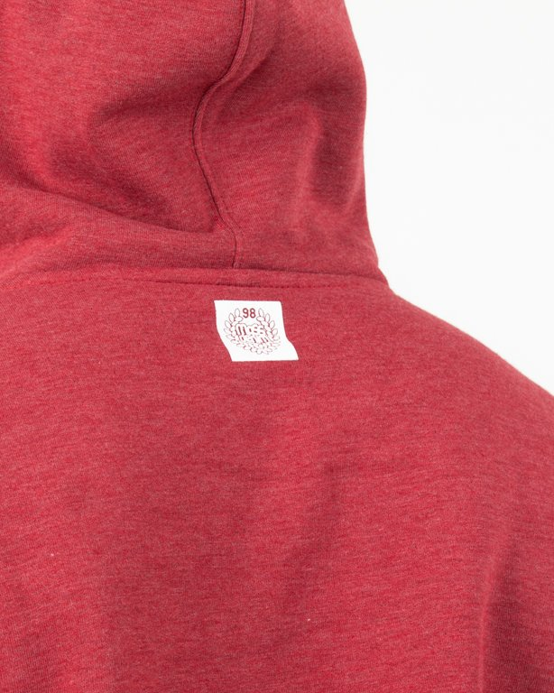 Bluza Hoodie Mass Base Small Logo Brick