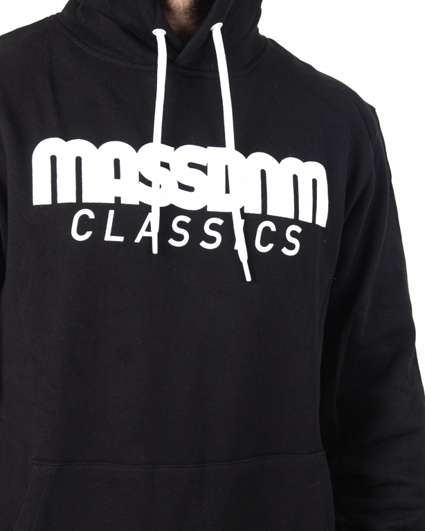 Bluza Hoodie Mass Classic Black