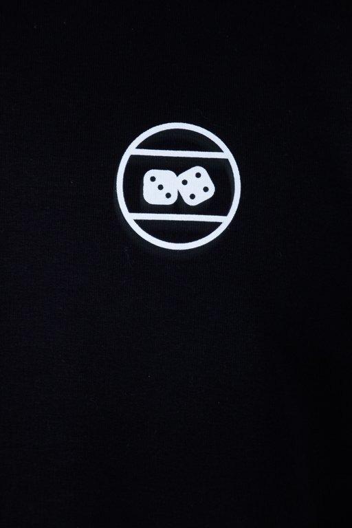 Bluza Lucky Dice Triangle Black