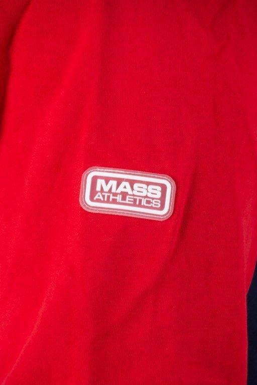 Bluza Mass Hoodie Meeting Red