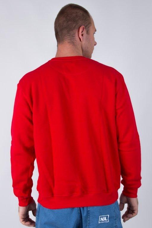 Bluza Moro Slant Tag18 Red