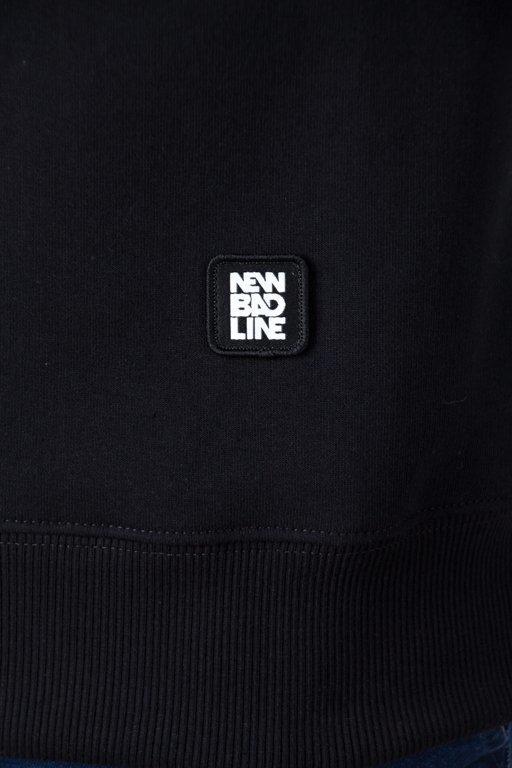 Bluza New Bad Line Colorlogos Black