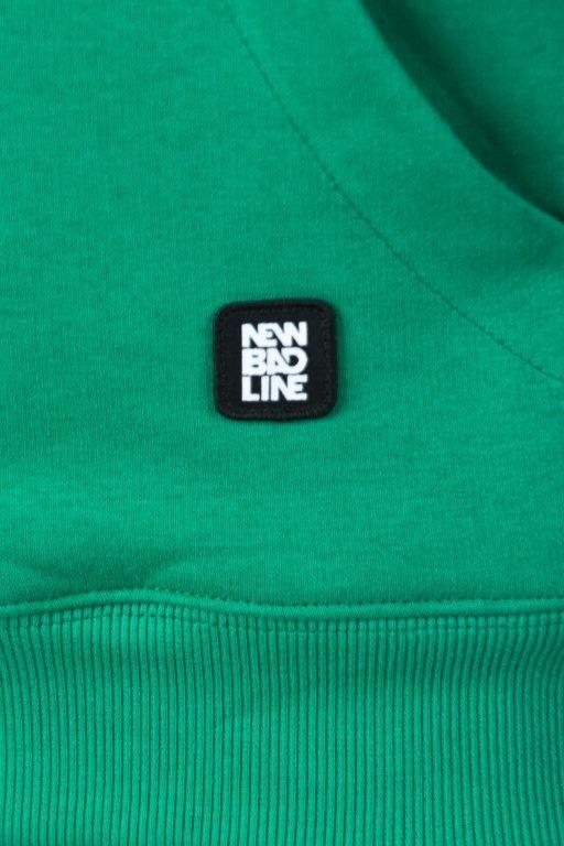 Bluza New Bad Line Hoodie Draw Green