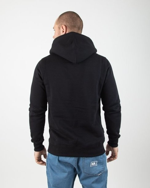 Bluza New Bad Line Hoodie Outline Black