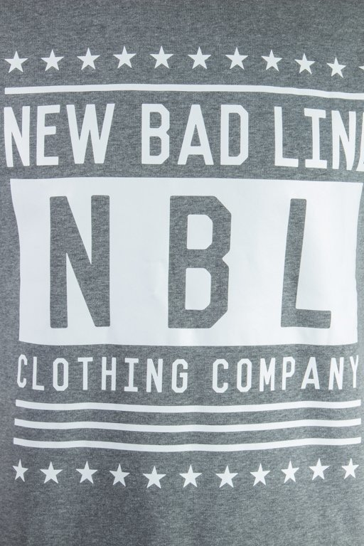 Bluza New Bad Line Swag Grey
