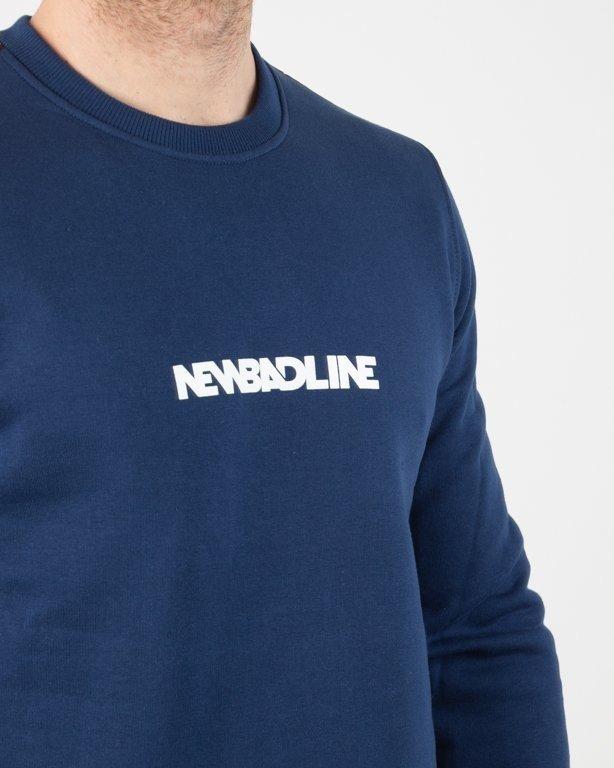 Bluza New Bad Line Tape Navy
