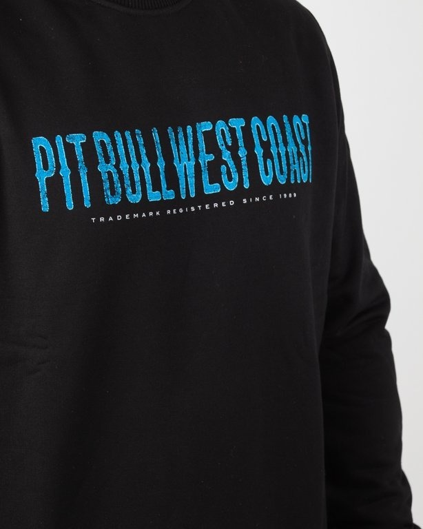 Bluza Pitbull Terror Clown Black