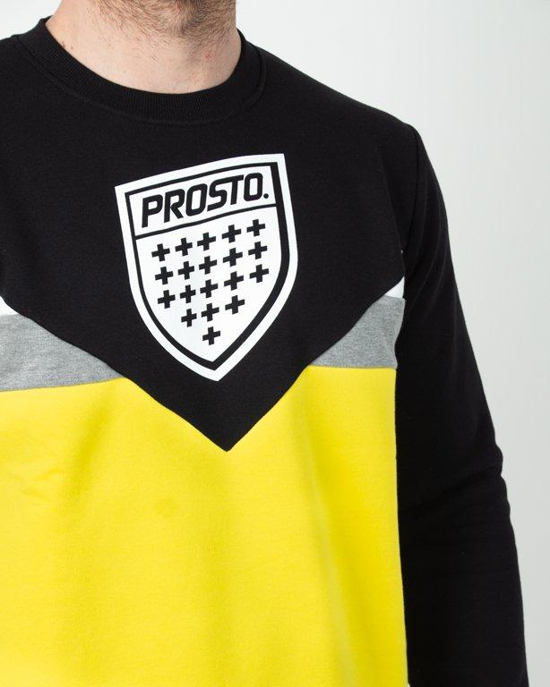 Bluza Prosto Groove Yellow
