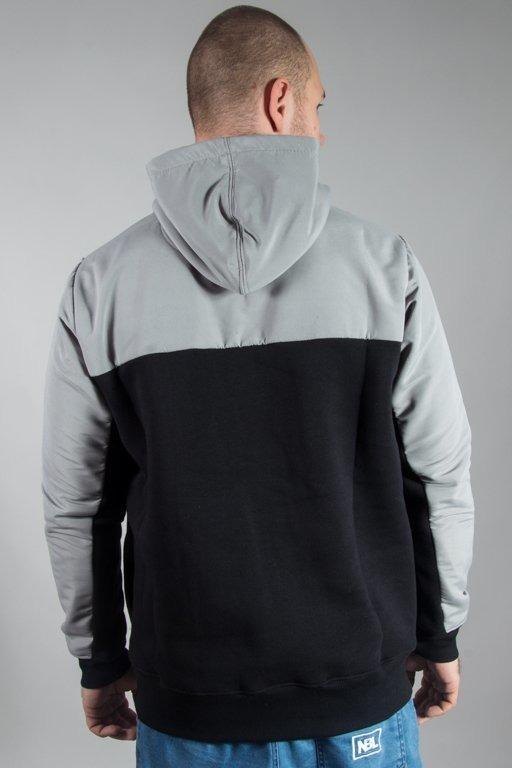 Bluza Prosto Hoodie Sober Grey